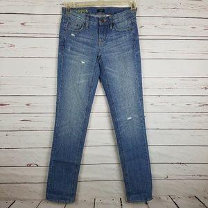 J crew matchstick skinny Jeans